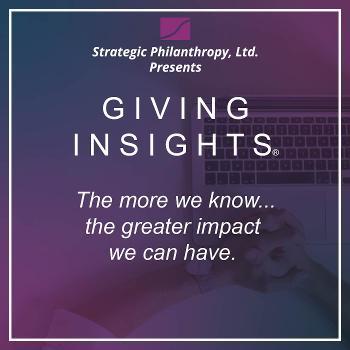 Strategic Philanthropy Ltd.'s Podcast