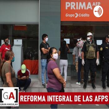 Campaña JDC: Reforma del Sistema Privado de Pensiones Perú