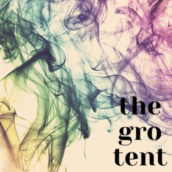 the gro tent