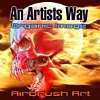 An Artists Way - Organic Airbrush Art