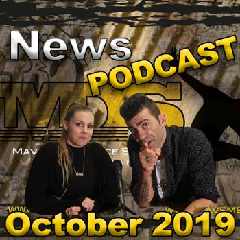 NewsPodcast October 2019, MDS & Entertainment