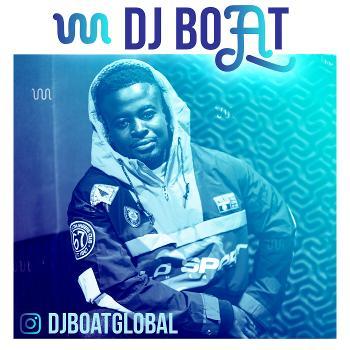 HIPHOP, AFROBEATS, DANCEHALL w/ DJ BOAT