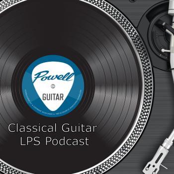 Classical Guitar LPs