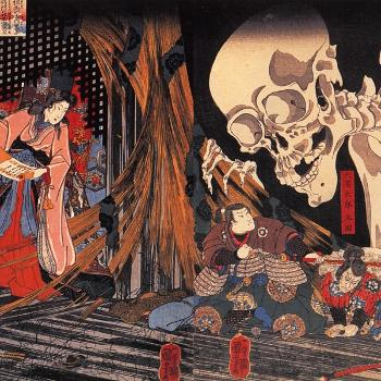 Spirits, Gods and Ghosts of East Asia