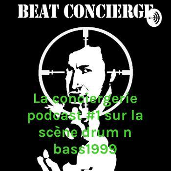 La conciergerie podcast #1 sur la scène drum n bass 1999