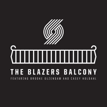 The Blazers Balcony