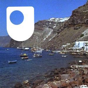 Island Arc Magmatism: Santorini - for iPod/iPhone