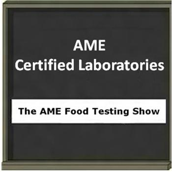 The AME Food Testing Show