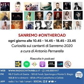 Sanremo 2020 - Gli artisti in gara
