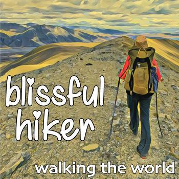 blissful hiker ?? walking the world