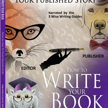 HOW TO WRITE YOUR BOOK interview with Author F Barish-Stern