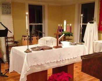 Recent Sermons - Church of the Redeemer CEC
