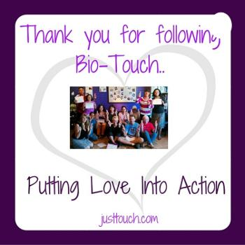 Bio-Touch is a unique, natural energy healing approach for all stages of life.