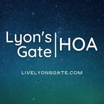 Lyon's Gate HOA Podcast