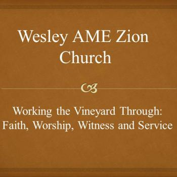 Wesley AME Zion Church