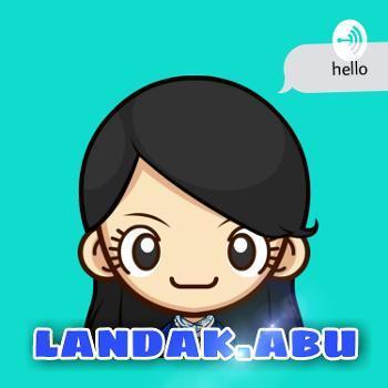 Landak. Abu