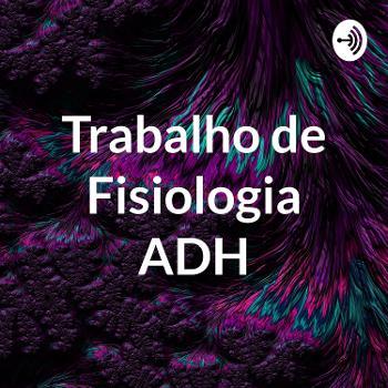 Trabalho de Fisiologia ADH