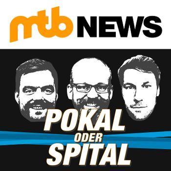 Pokal oder Spital - der Mountainbike-Podcast von MTB-News.de