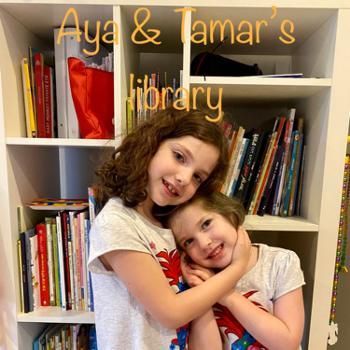 Aya & Tamar's library