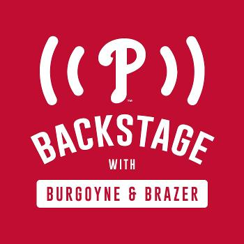 Phillies Backstage with Brazer and Burgoyne