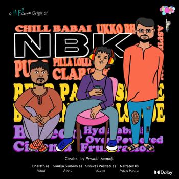 NBK - A Telugu Podcast Series