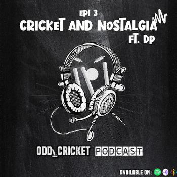 Odd Cricket Podcasts