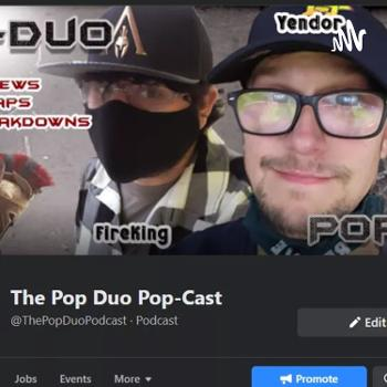 The Pop-Duo Pop-Cast