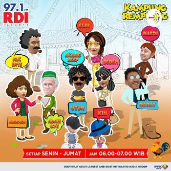 Kampung Rempong 97.1 FM RDI Jakarta