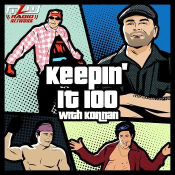 K100 w/ Konnan & Disco