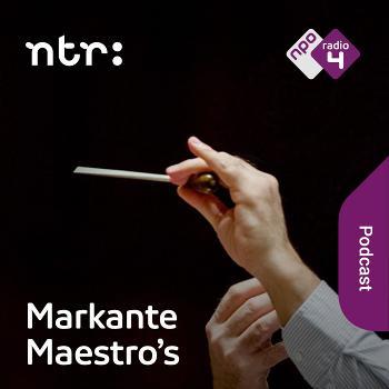Markante Maestro's