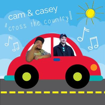 Cam & Casey 'Cross The Country!