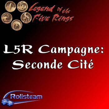 JDR - Liveplay L5R - Seconde Cité - Rolisteam