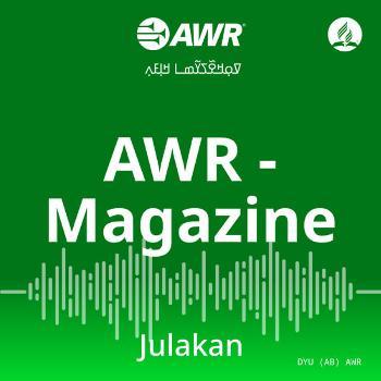 AWR in Dyula - Magazine