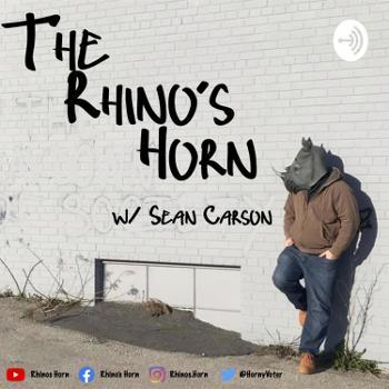 Rhino's Horn: Canadian Politics and Comedy w/ Sean Carson