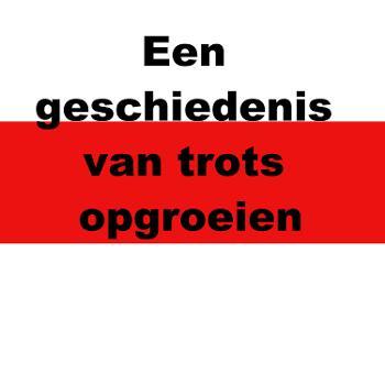 Een geschiedenis van trots opgroeien (Dutch Edition)