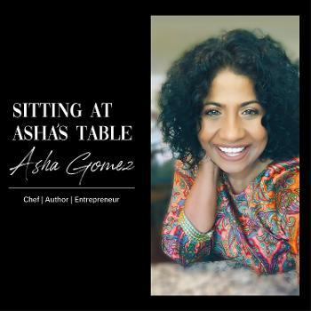 Sitting at Asha's Table