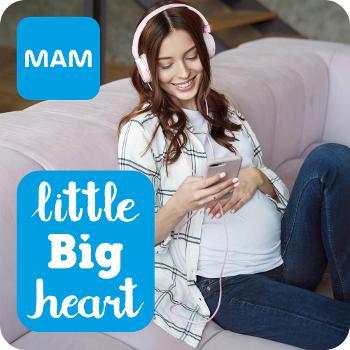 littleBIGheart: Der MAM Podcast für dich und dein Baby - mit Johanna Klum