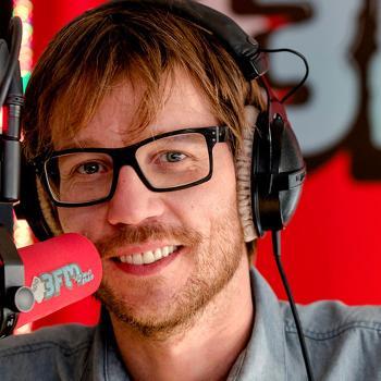 THE CREATOR OF NOISE OP BEZOEK BIJ 3FM DJ GIEL BEELEN (HARDCORE OP DE RADIO)